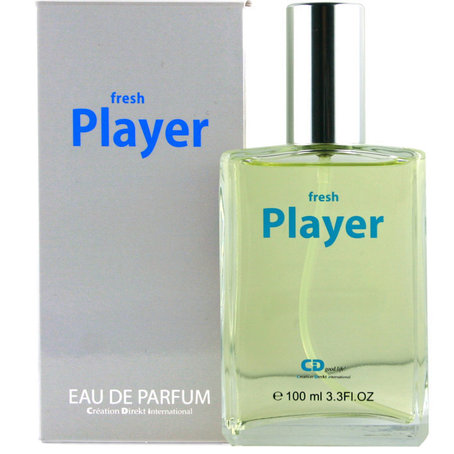 fresh Player Eau de Parfum 100ml